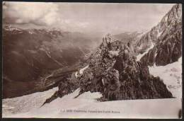 CPA - Chamonix Cabane Des Grands Mulets - Chamonix-Mont-Blanc