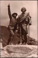 CPA - Chamonix Monument De Saussure - Chamonix-Mont-Blanc