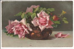 Illust - KLEIN - Belles Roses Dans Un Vase - Klein, Catharina