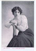 Cpa Caroline Otero ,edition Alteroco Terni - Dance
