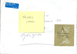 UK Label A Postage Paid >> Deinze (B) 2013 - 1952-.... (Elizabeth II)