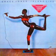 * LP *  GRACE JONES - ISLAND LIFE (Germany 1985 EX-!!!) - Soul - R&B