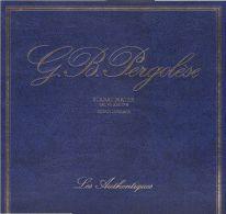 * LP *  G.B. PERGOLESE - STABAT MATER / SALVE REGINA (France EX!!!) - Gospel En Religie