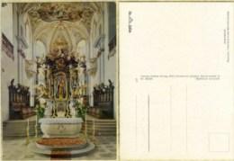 Ak Deutschland - Wemding - Wallfahrtskirche Maria Brünnlein,church ,Eglise - Gnadenaltar - Churches & Cathedrals