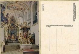Ak Deutschland - Wemding - Wallfahrtskirche Maria Brünnlein,church ,Eglise - Innenaufnahme - Churches & Cathedrals