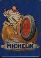 """Petite Plaque Métal """"MICHELIN"""" - Plaques Publicitaires"""