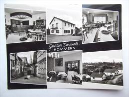 Cpsm Grand Format Gastslatte Donaueck Kommern - VE02 - Allemagne