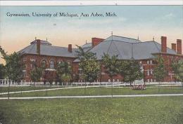 Michigan Ann Arbor Gymnasium University Of Michigan