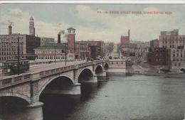 Michigan Grand Rapids No 108 Bridge Street Bridge