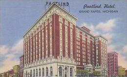 Michigan Grand Rapids Pantind Hotel