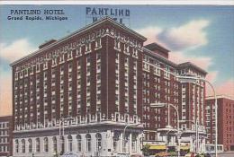Michigan Grand Rapids Pantland Hotel