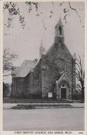 Michigan Ann Arbor First Baptist Church