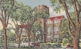 Michigan Ann Arbor Michigan Union Building University Of Michiga