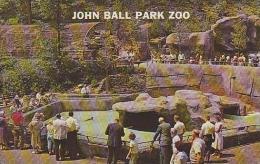 Michigan Grand Rapids John Ball Park