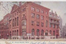 Michigan Grand Rapids Y M C A Building 1907