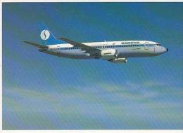SABENA BOEING 737-300 - 1946-....: Moderne