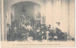 83 // CANNET DU LUC   Cérémonie De La 1ère Communion, Souvenir Du 21 Aout 1910  N° 20 - France
