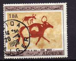 Algerie Y&t N° 414 Oblitéré Année 1966 (303) - Algérie (1962-...)