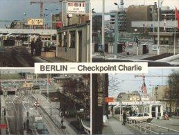 (376) Germany - Berlin Check Point Charlie - Storia