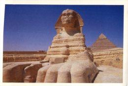 (376) Egpyt Sphinx - Histoire