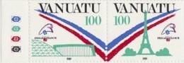 Vanuatu-1989 PhilexFrance  505 MNH - Vanuatu (1980-...)