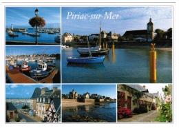 PIRIAC-SUR-MER 44420 LOIRE-ATLANTIQUE LE PORT ET LES RUELLES FLEURIES - Piriac Sur Mer