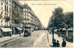 2 Scans - 75005 PARIS - Rue Des Écoles - Autobus Brillé - District 05