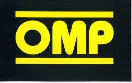 X Adesivo Stiker Etiqueta OMP CM. 8 X 12 - Non Classificati