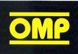 X Adesivo Stiker Etiqueta OMP CM. 5 X 8 - Non Classificati