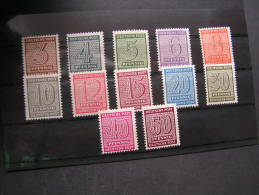 == Deutche Post 1945  126-137  ** MNH  €  9,00 - Sowjetische Zone (SBZ)