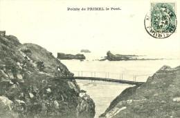 Primel. La Pointe De Primel , Le Pont. - Primel