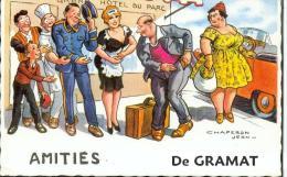 GRAMAT  46  Humour - Gramat