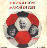 45T REGIONAL ALLEZ BOULOGNE - Autres - Musique Française