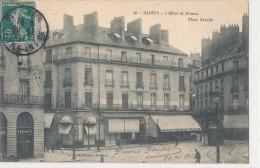 44 // NANTES   L'Hotel De France, Place Graslin   Artaud Nozais Edit  N° 30 - Nantes