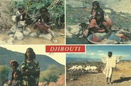 DJIBOUTI .JEUNES DJIBOUTIENS ET DJIBOUTIENNES - Gibuti