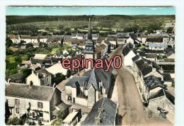 Br - 44 - LE GAVRE - Vue Générale - Rue De L'église Et La Fôret - édit. Lapie - - Le Gavre