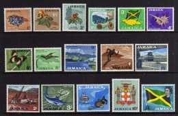 Jamaica - 1964 - Definitives - MH - Jamaique (1962-...)