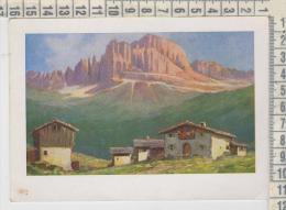 Merano Paesaggio Montano Rifugio  Da Definire Edizione Sciliaria 1944 - Merano