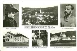 Heiligenkreuz. Carte Multivues De Heiligenkreuz. - Heiligenkreuz