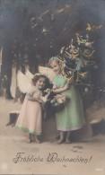 Fröhliche Weihnachten Kinder Als Engel Gelaufen Herne 23.12.12 - Weihnachten