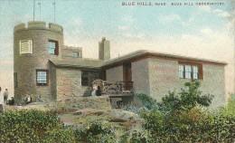 BLUE HILLS - MASS. / BLUE HILL OBSERVATORY - Vereinigte Staaten