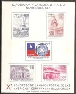 CHILE 1971 - Yvert #H17 - MNH ** - Cile