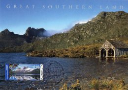 Australia 2000 Great Southern Land - Cradle Mountain TAS Maximum Card - Cartoline Maximum