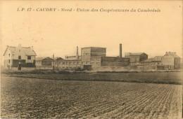 59 CAUDRY - UNION DES COOPERATEURS DU CAMBRESIS - Caudry