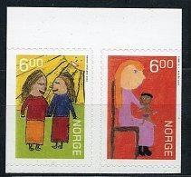 Norvège** N° 1461/1462  - Noël. - Unused Stamps