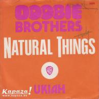 THE DOOBIE BROTHERS - Natural Things/Ukiah - Rock