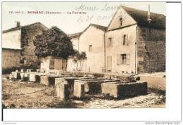 16 ROISSAC LA FONTAINE CPA BON ETAT - France