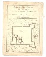 Afrique - Côte De Guinée - Gravure - Fort Anglais De SUKONDA (sf75) - Travaux Publics