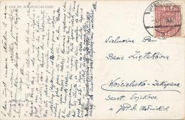 WARSZAWA - 1935 , Jan III. Auf Der Jagd - Covers & Documents