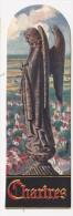 Marque Page CHARTRES Cathédrale Paris Chartres En 1 Heure Prieur Et Dubois Et Cie - Bookmarks